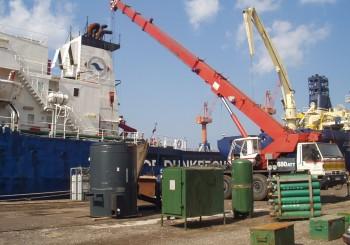 Installation chaudière Fluide thermique maritime