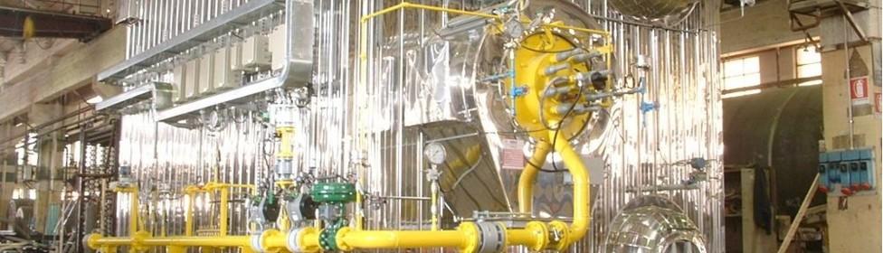 chaudière vapeur tube d'eau