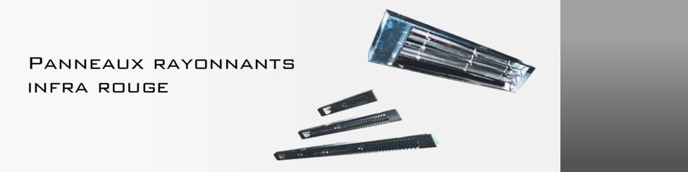 Panneaux rayonnants électriques