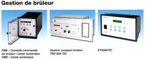 Systèmes d'économies d'énergie pour brûleurs industriels