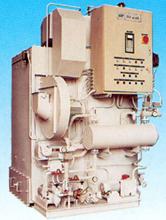 Chaudière fluide thermique verticale série OMV