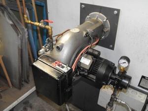 Générateur d'air chaud polycombustible