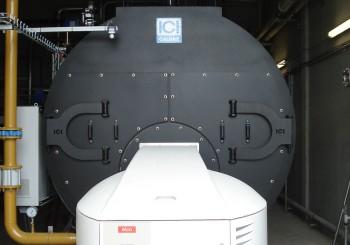 Installation chaudière vapeur GX