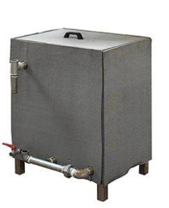 réservoir inox 160 litres