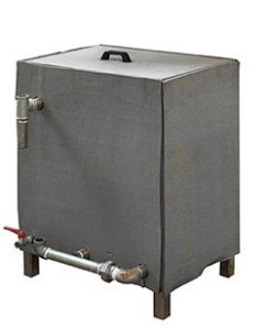 Cuve à condensats 160l