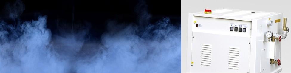 Chaudières vapeur électriques